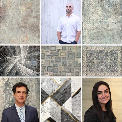 Dynamic Rugs Previews Las Vegas Debuts: Surmelis License, New Handmades, Digital Strategies & More